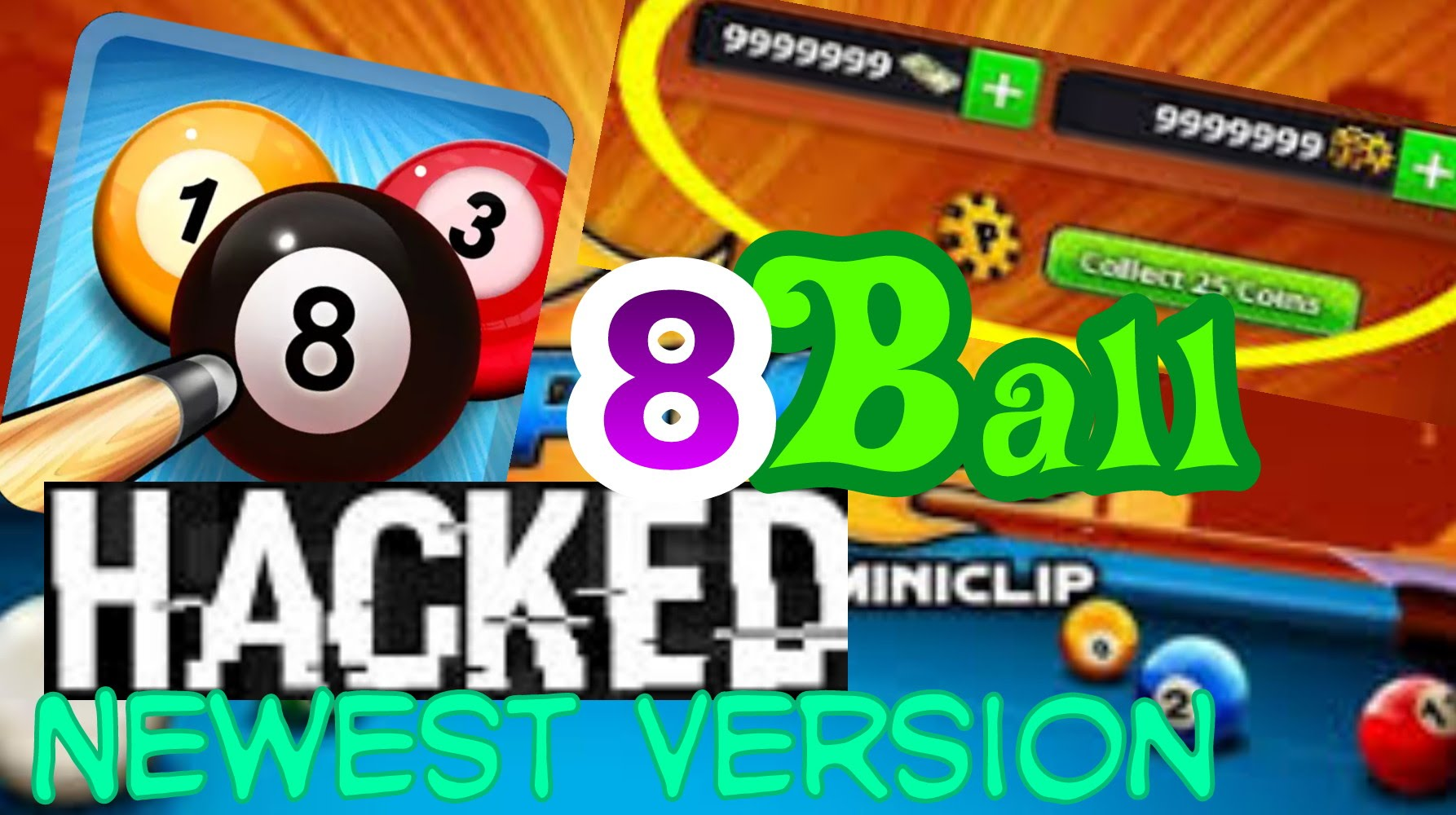 Download 8 Ball Pool 3.12.4 Mod APK