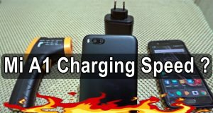 Mi A1 Fast Charging