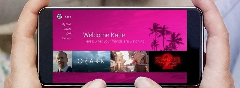 T-Mobile premium TV service