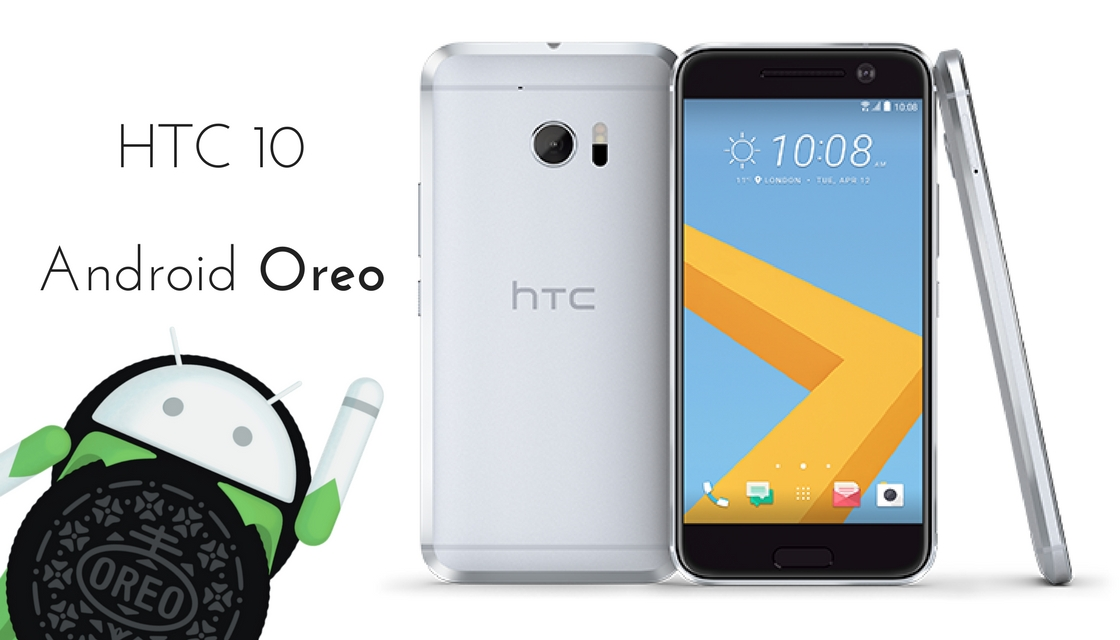 Update HTC 10 to Android 8.0