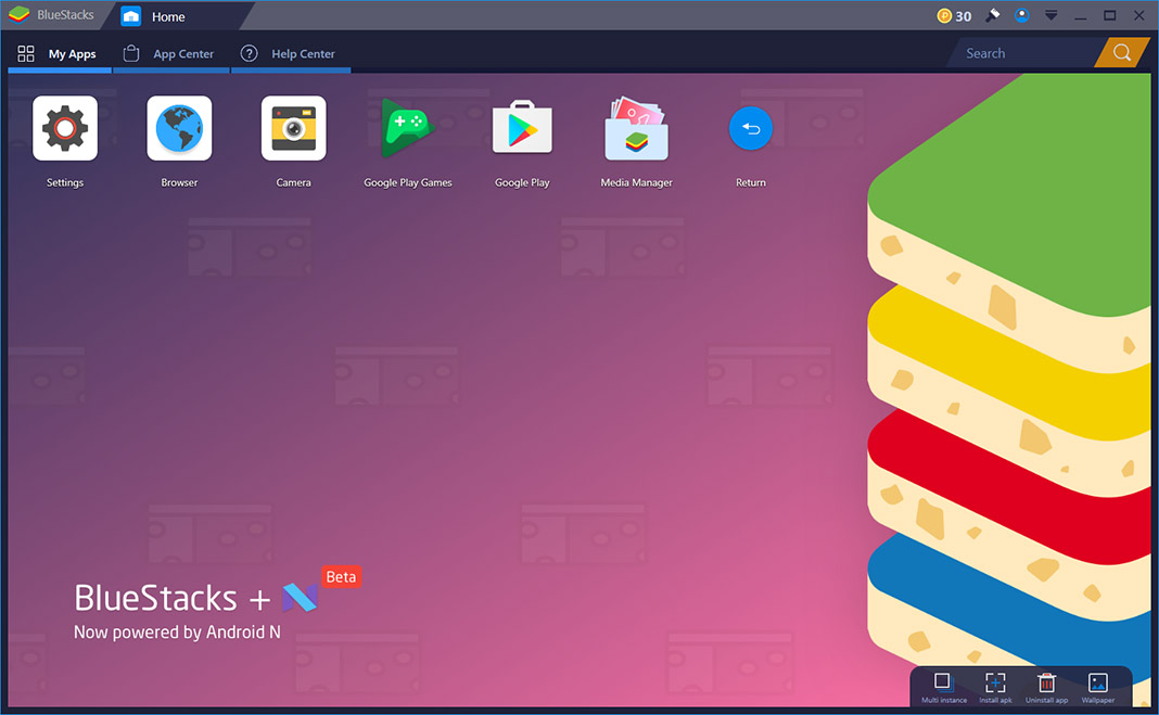 Download BlueStacks N for Windows 10 / 7 /8 1 - Androidtutorial