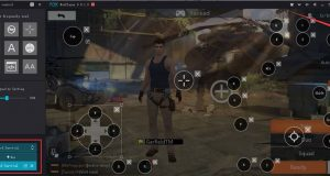 Rules of Survival with Keyboard and Mouse