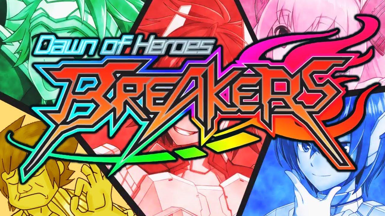 breaker dawn of heroes for pc