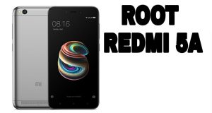 root Xiaomi Redmi 5A