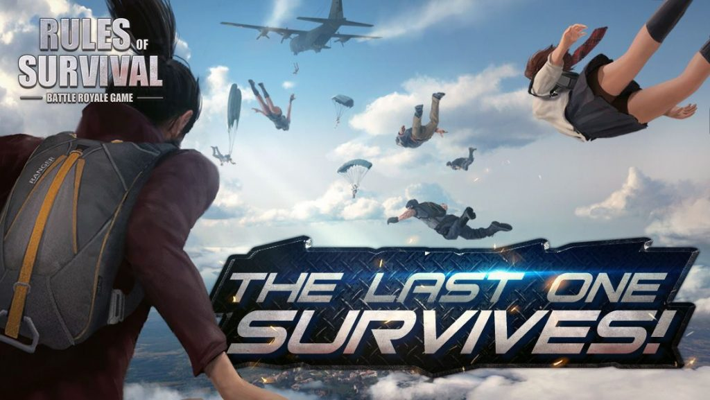 Download Rules of Survival 1.126941.129336 APK