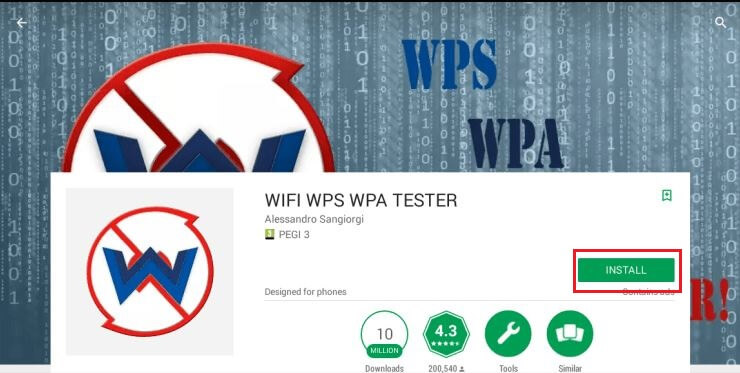 How to Download WIFI WPS WPA TESTER for PC and MAC