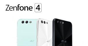 Update Asus ZenFone 4 ZE554KL