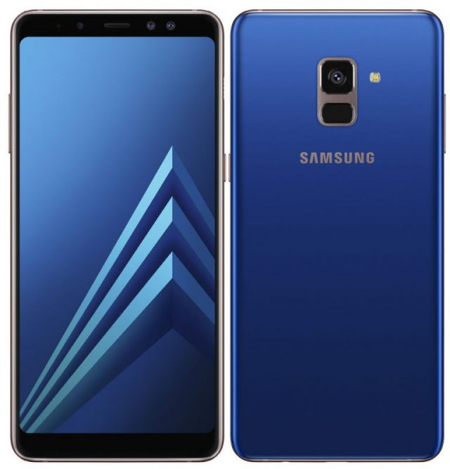 Install TWRP Custom Recovery on Galaxy A8 2018