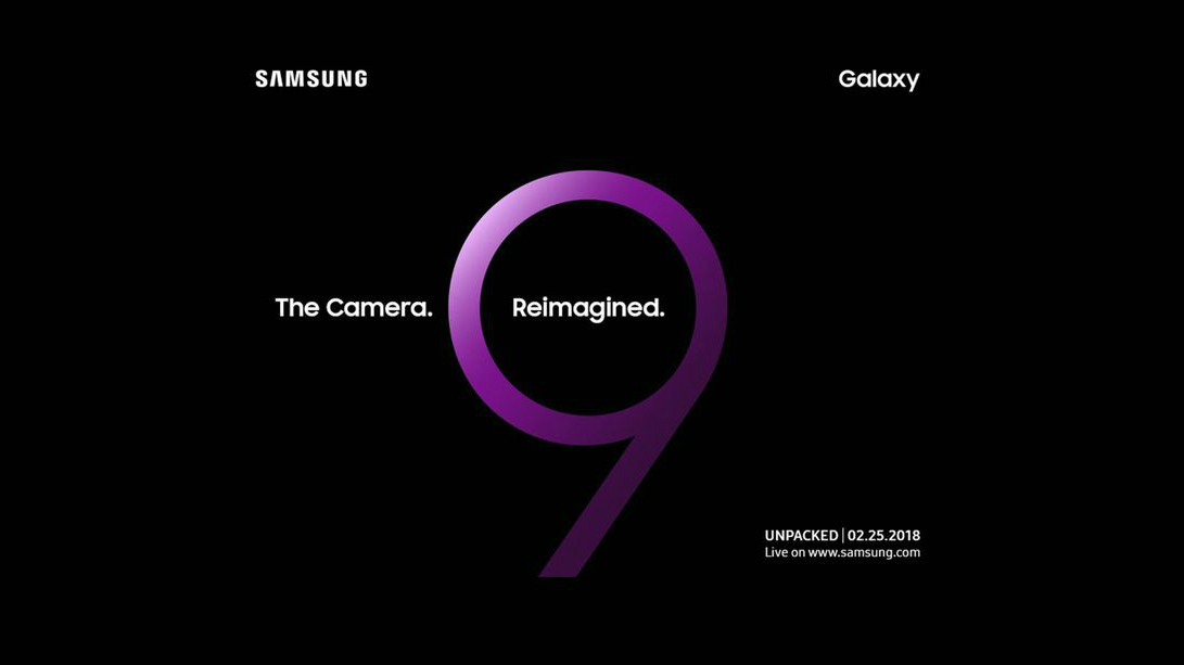 Galaxy S9 leaked