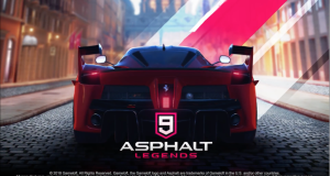 Asphalt 9 Legends APK