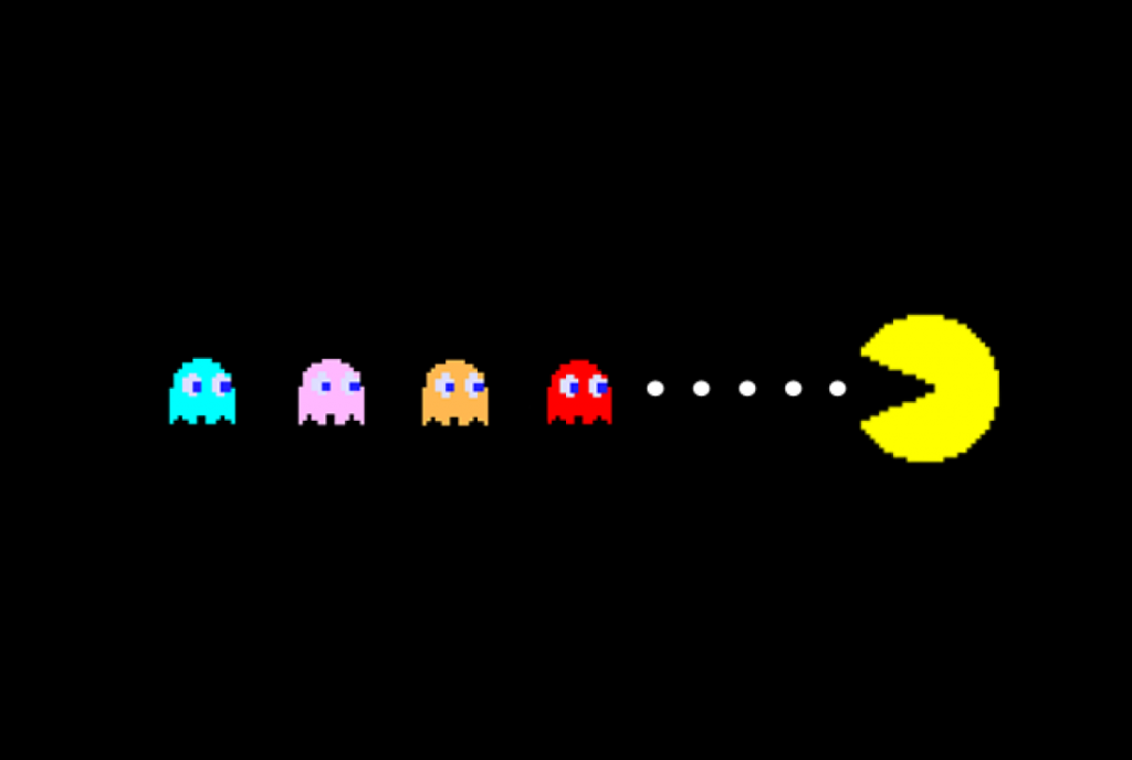 Play as Sonic in PAC-MAN