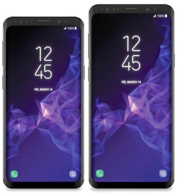 Galaxy S9+ Specs
