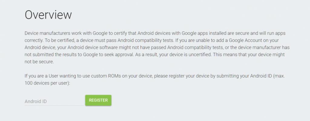 unblock Google apps
