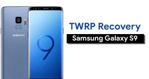 Install TWRP on Galaxy S9