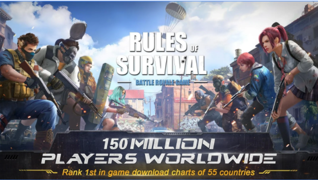 download Rules of Survival 1.144302.144141 APK