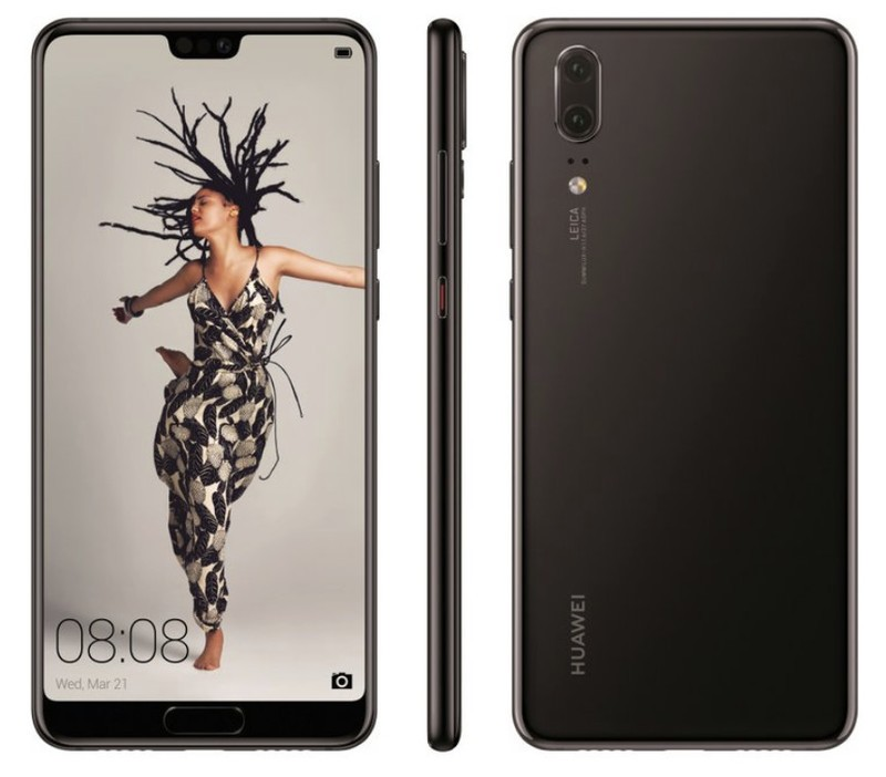 MadaraUchiha — Download Huawei P20 Stock Wallpapers in Full
