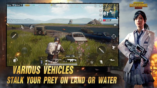 play pubg mobile on pc using keyboard and mouse