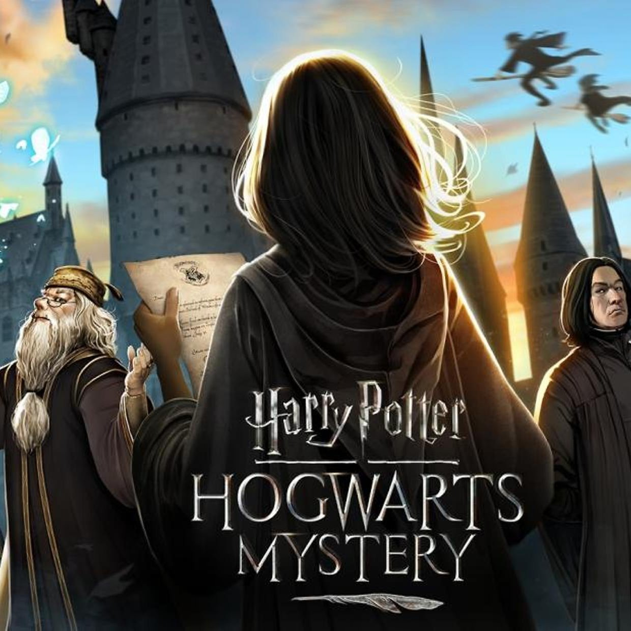 Harry Potter Hogwarts Mystery 1.5.4 APK