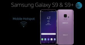 Enable Hotspot on Carrier Locked Galaxy S9