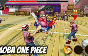 One Piece Bounty Rush for PC