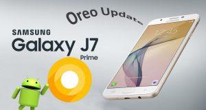 Update Galaxy J7 Prime