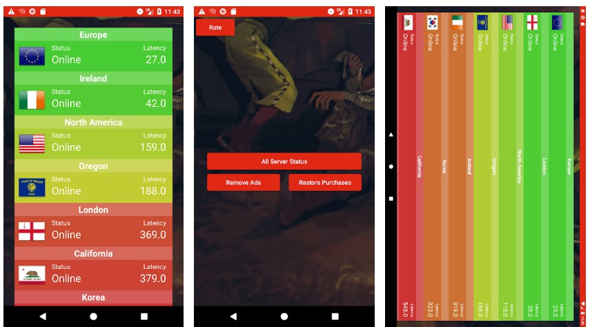 Download Server Status for PUBG Mobile APK for Android - Androidtutorial