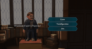 Hogwarts Mystery Class Quiz Answers