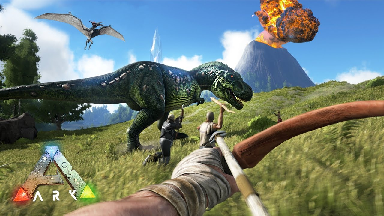 Download ARK Survival Evolved for PC