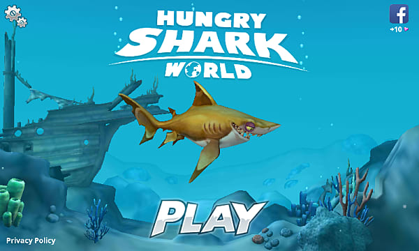 Download Hungry Shark World for PC