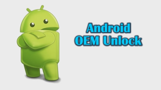 Enable OEM Unlocking