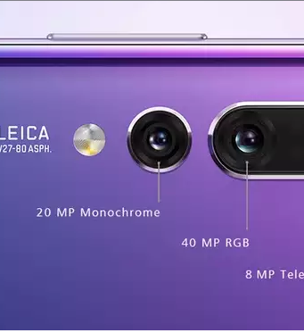 Take Photos in 40MP Resolution