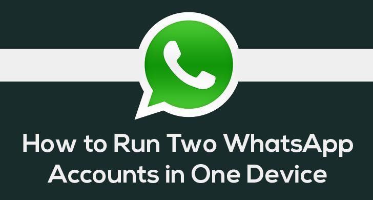 Run Multiple WhatsApp Accounts