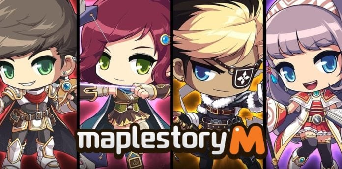 Download MapleStory M 1.3100.307 APK