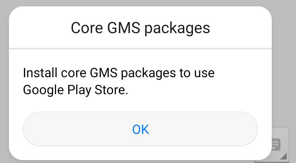 How to Install Core GMS Packages on Huawei Chinese Phone