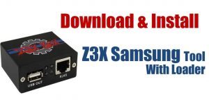 Download Z3X Samsung Tool Pro