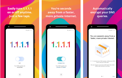 Download Cloudflare DNS 1.1.1.1 APK