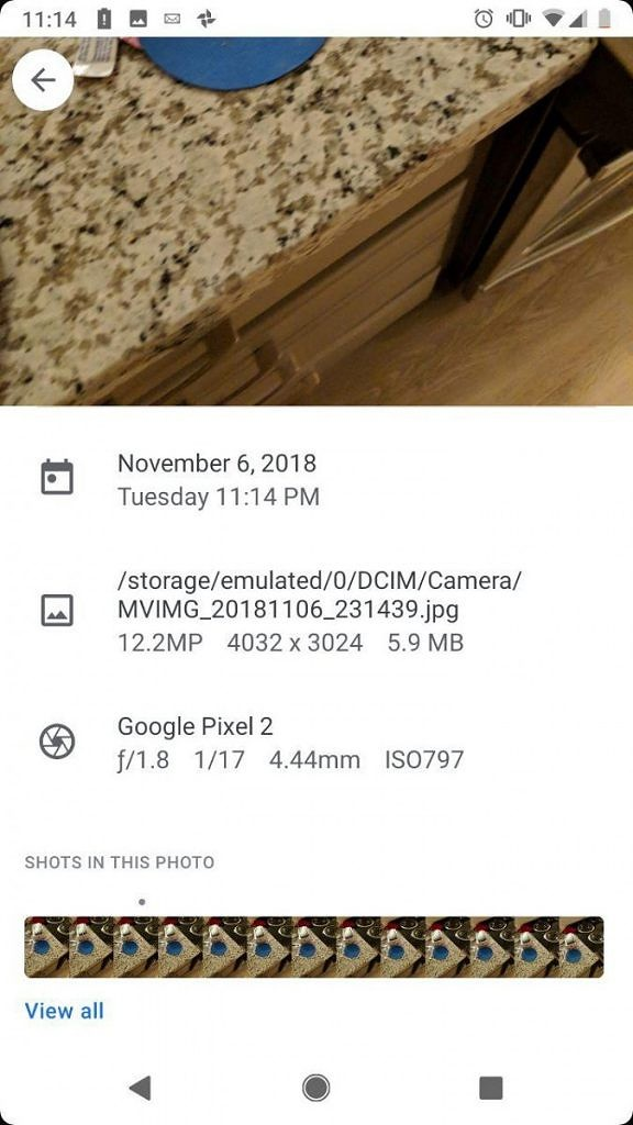 Top Shot Feature Work on Pixel 2