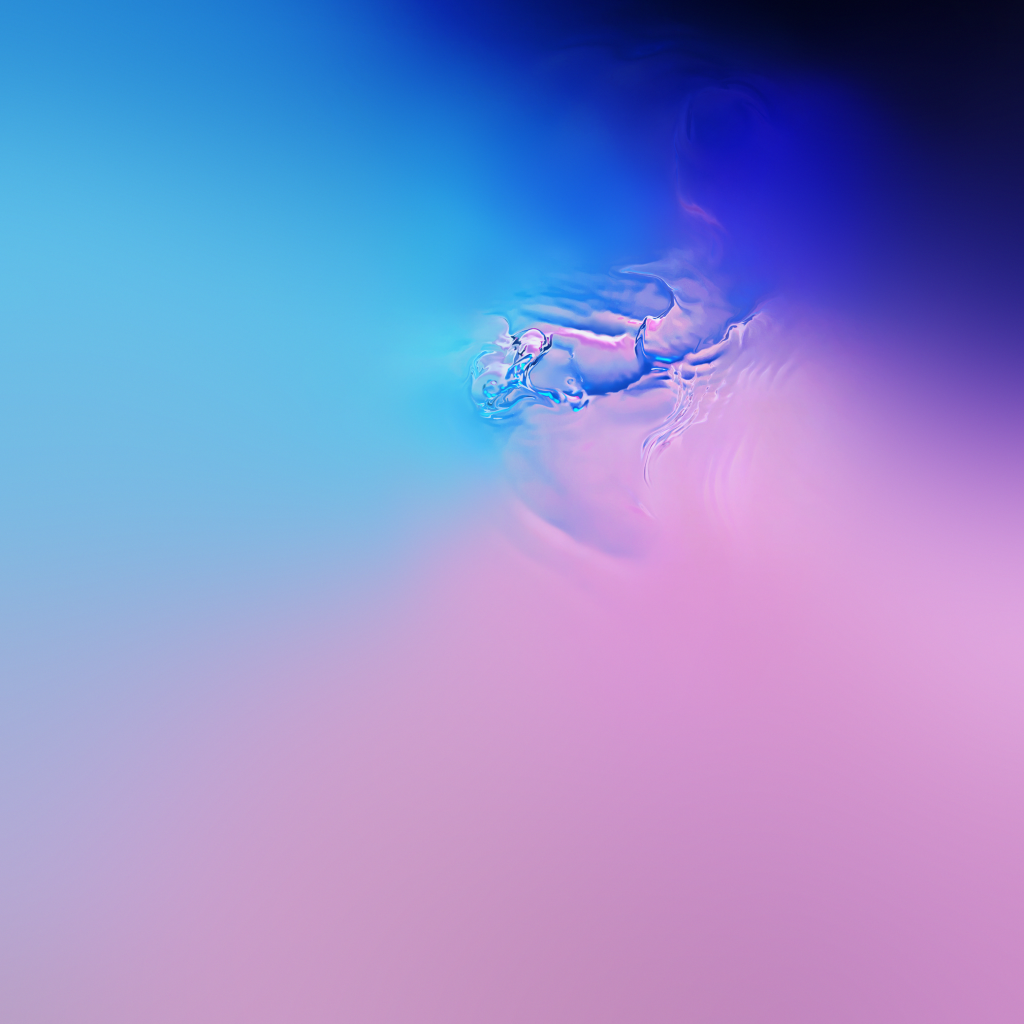 Official Galaxy S10 Wallpapers