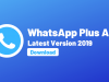 WhatsApp Plus 2019 APK