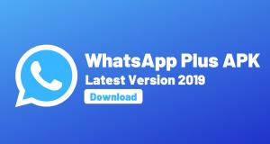 WhatsApp Plus 2019 APK