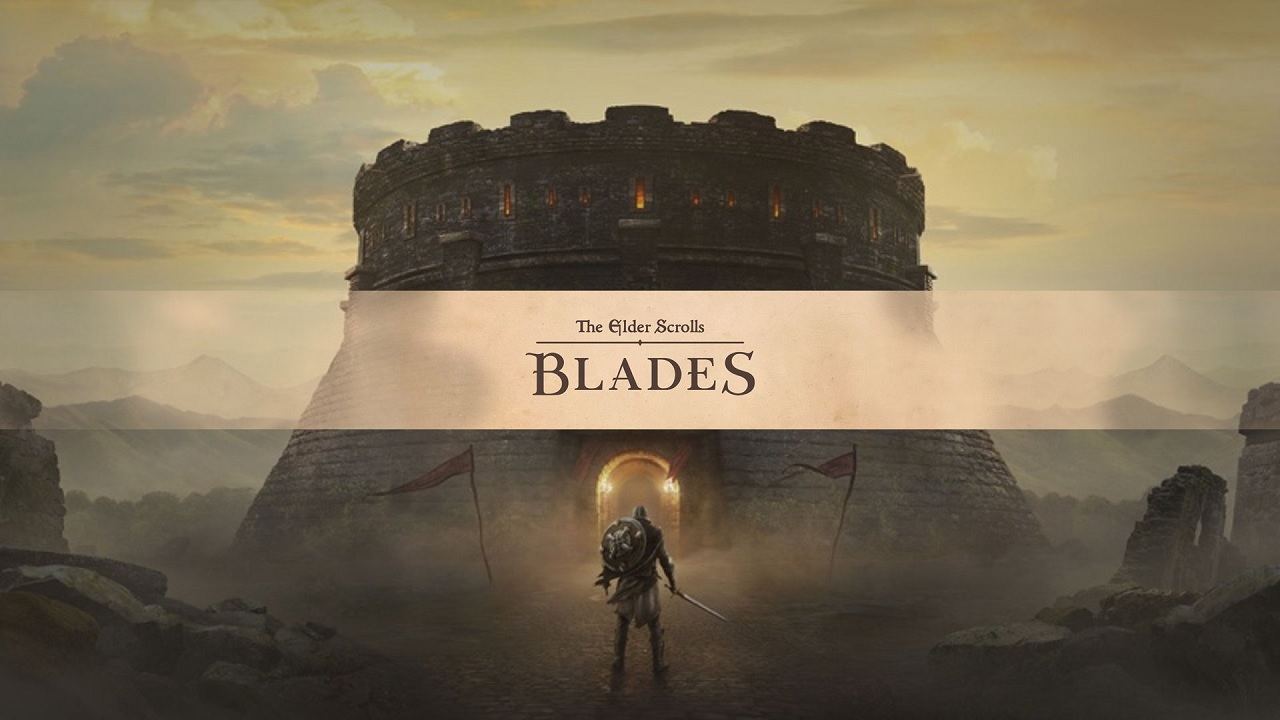 Unfortunately The Elder Scrolls Blades has Stopped Error