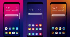 Download Galaxy S10 Icon pack