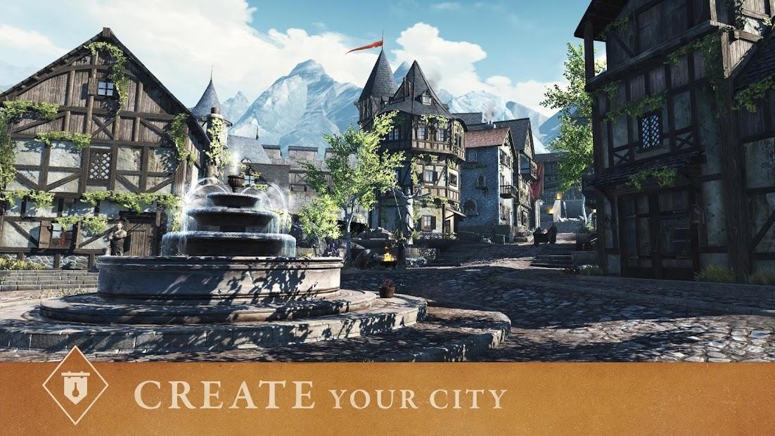 Play Elder Scrolls Blades On PC
