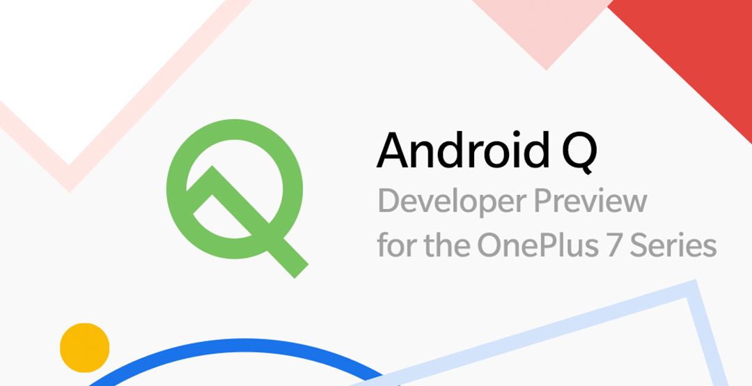 Android Q Beta update