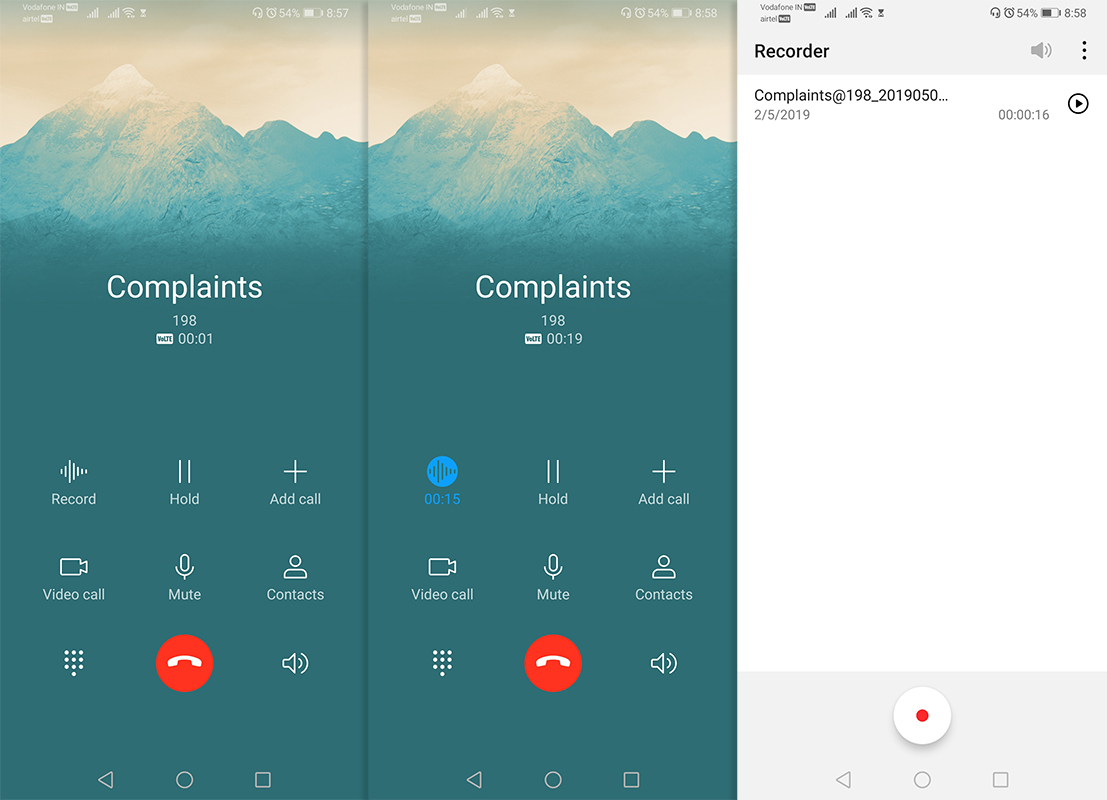 How To Record Call On Huawei P30, Mate 20, and Other Devices