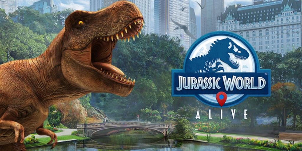Jurassic World Alive 1.7.25 APK