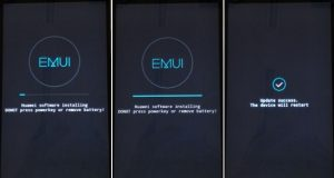 Huawei P20 EML-L29 November 2018 Security