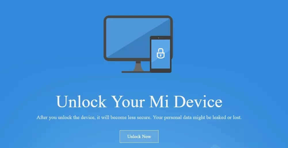 Unlock Bootloader on any Xiaomi Device