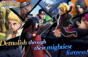play Naruto X Boruto Ninja Voltage on PC
