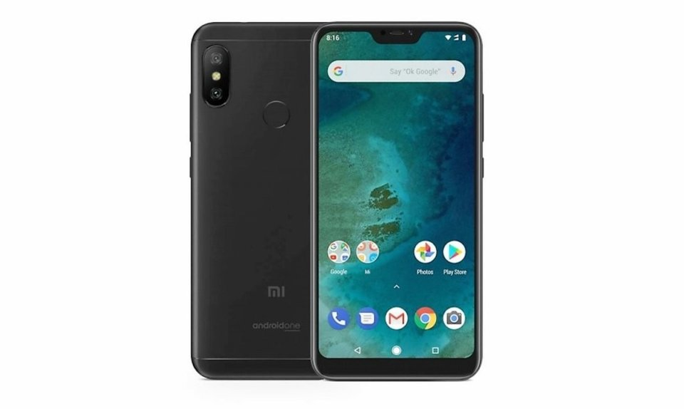 TWRP 3.2.3 Recovery On Xiaomi Mi A2 Lite